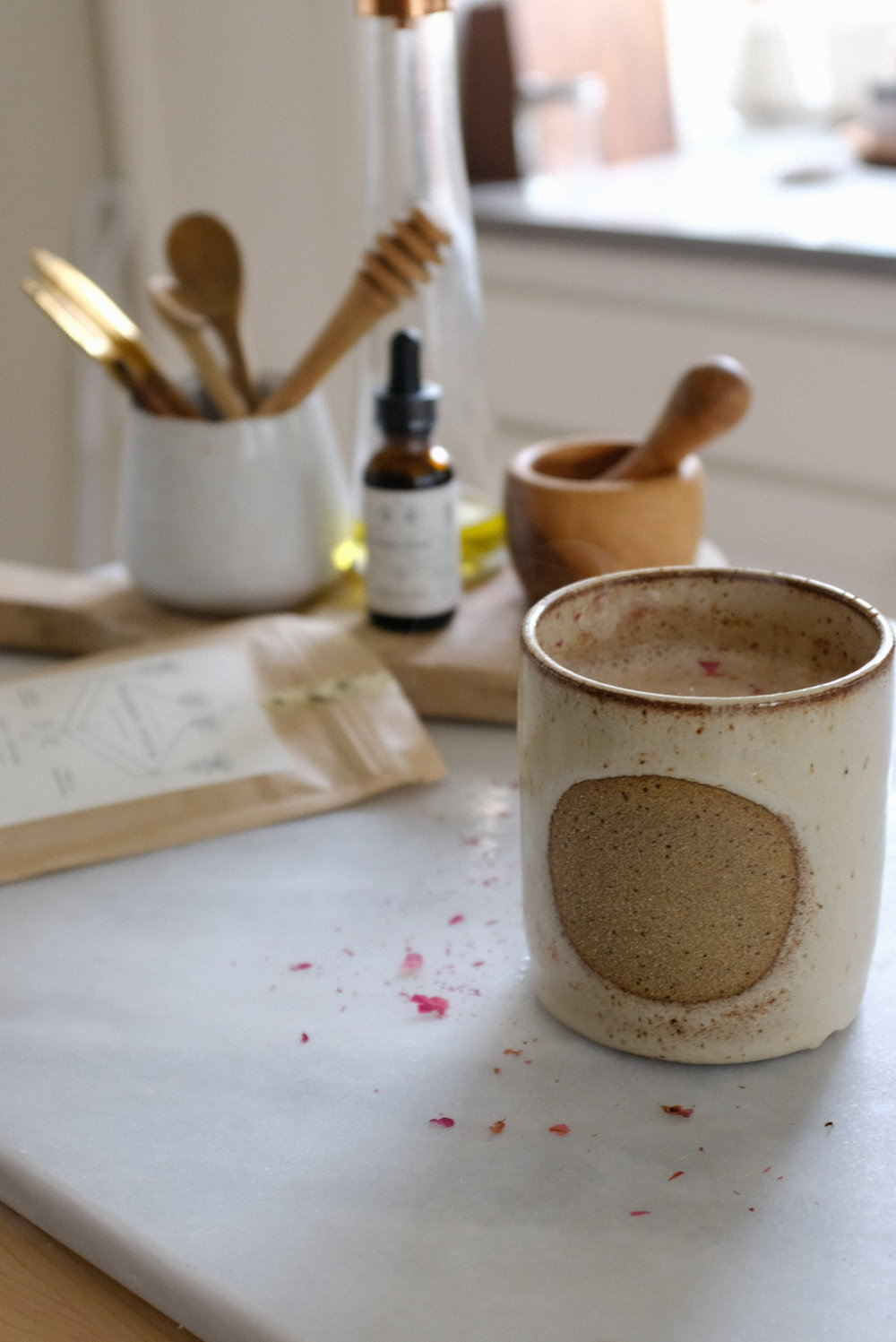 Wooden Spoon Herbs | Wild Poppy Goods