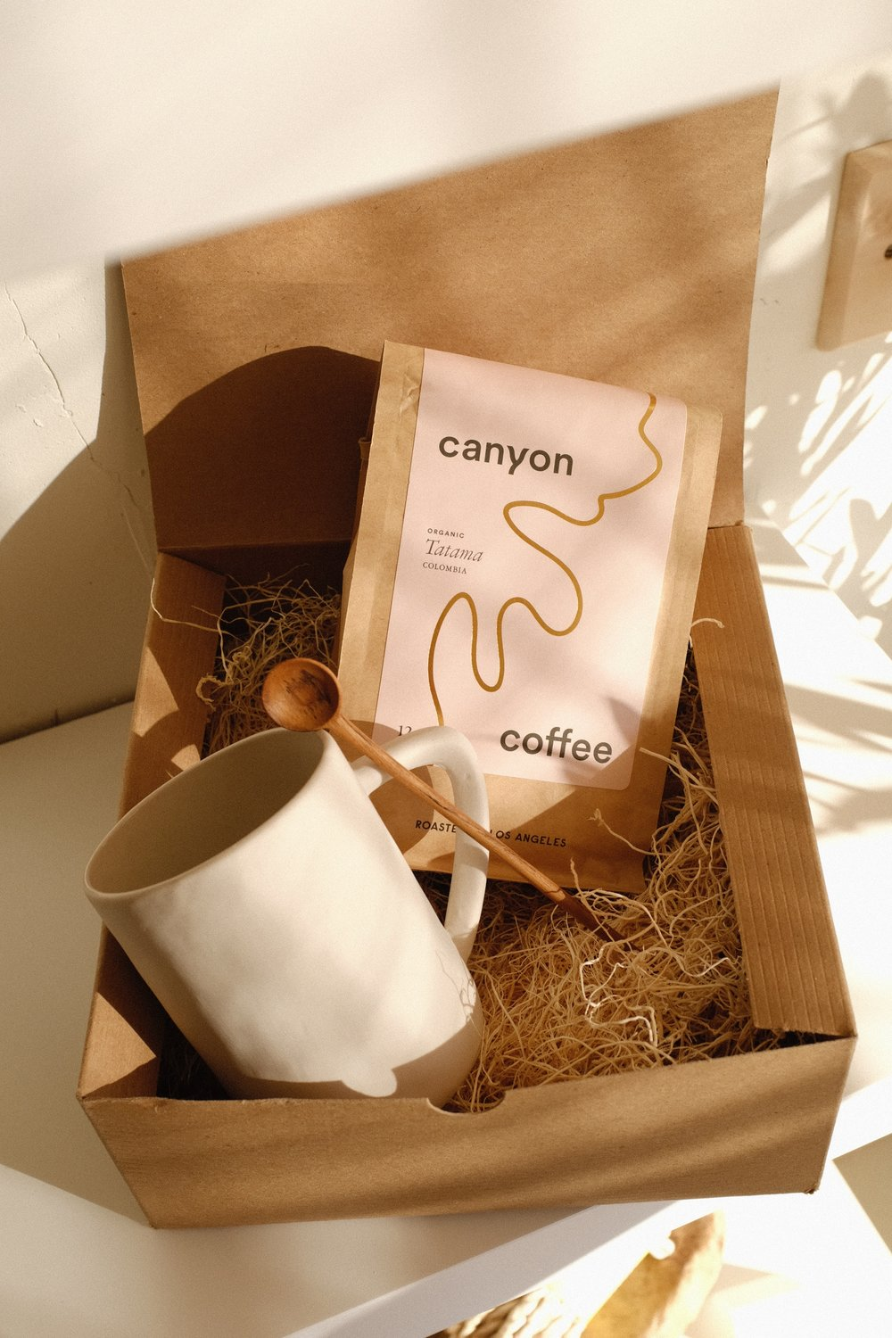 Canyon Mornings Gift Set  - $52