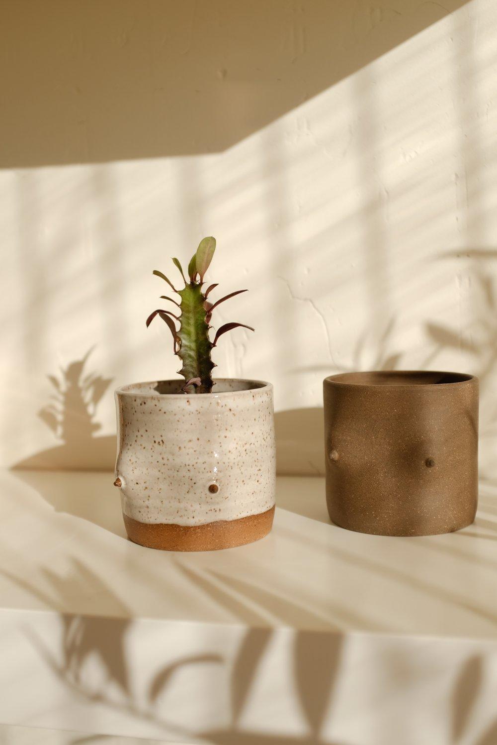 Boob Planter - $44