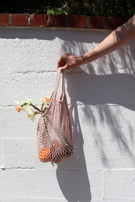 Pomegrante Net Bag - 16.