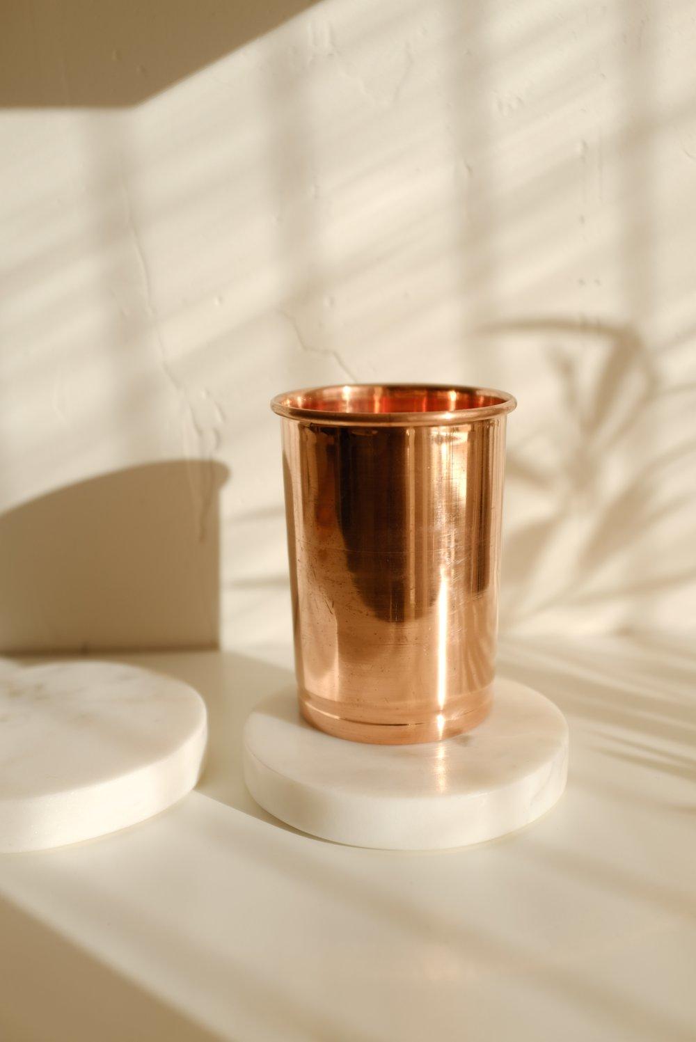 Copper Cup - 22.