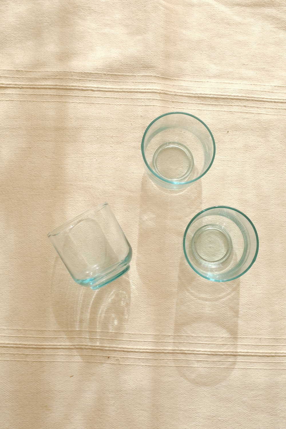 Recycled Glass Cup - 10. each