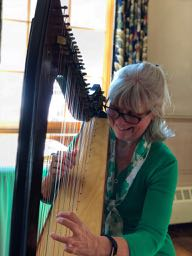 Beautiful Harp music.