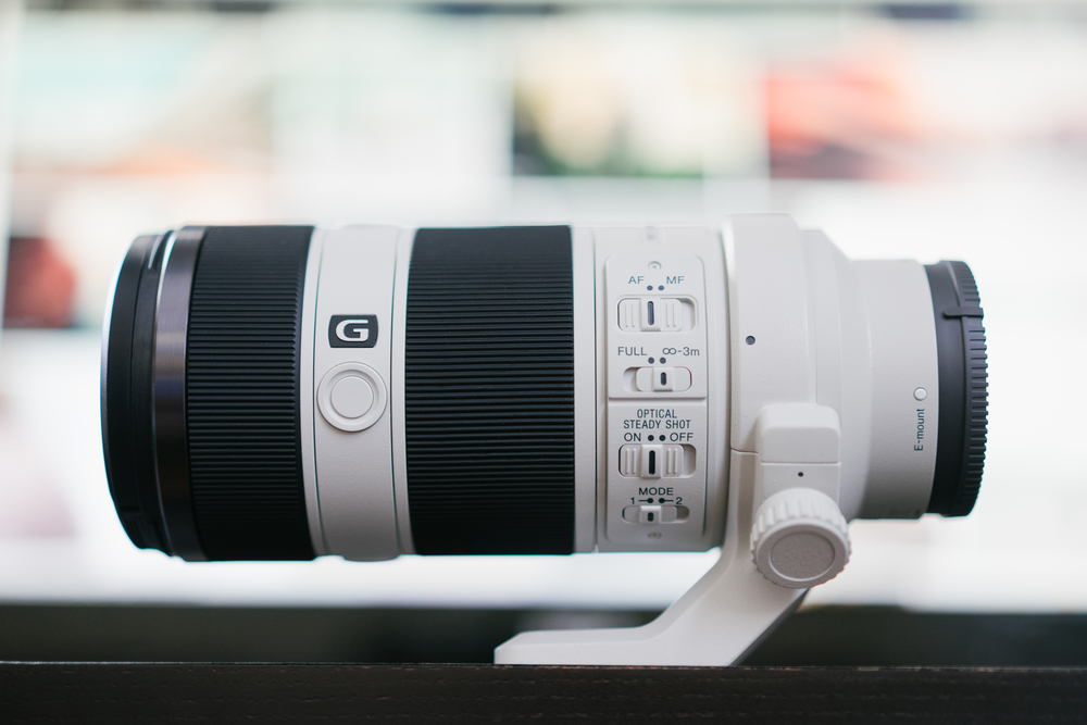 Sony FE 70-200mm f/4G OSS