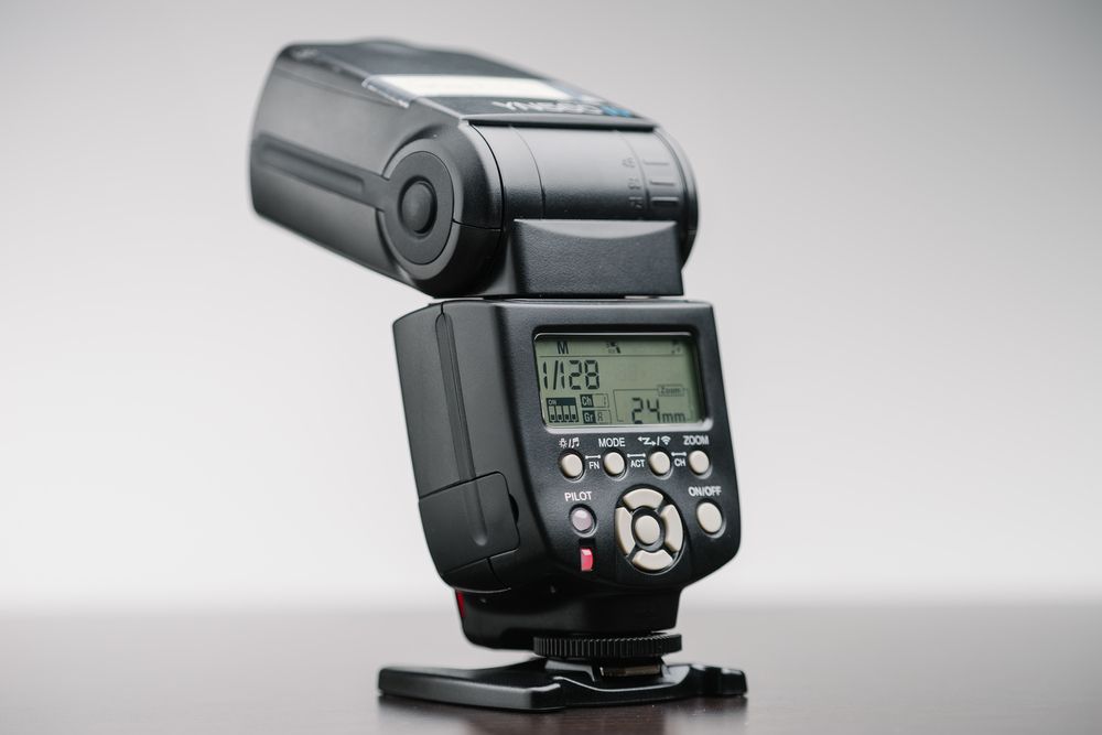 My Yongnuo YN560-IV Wireless Flash