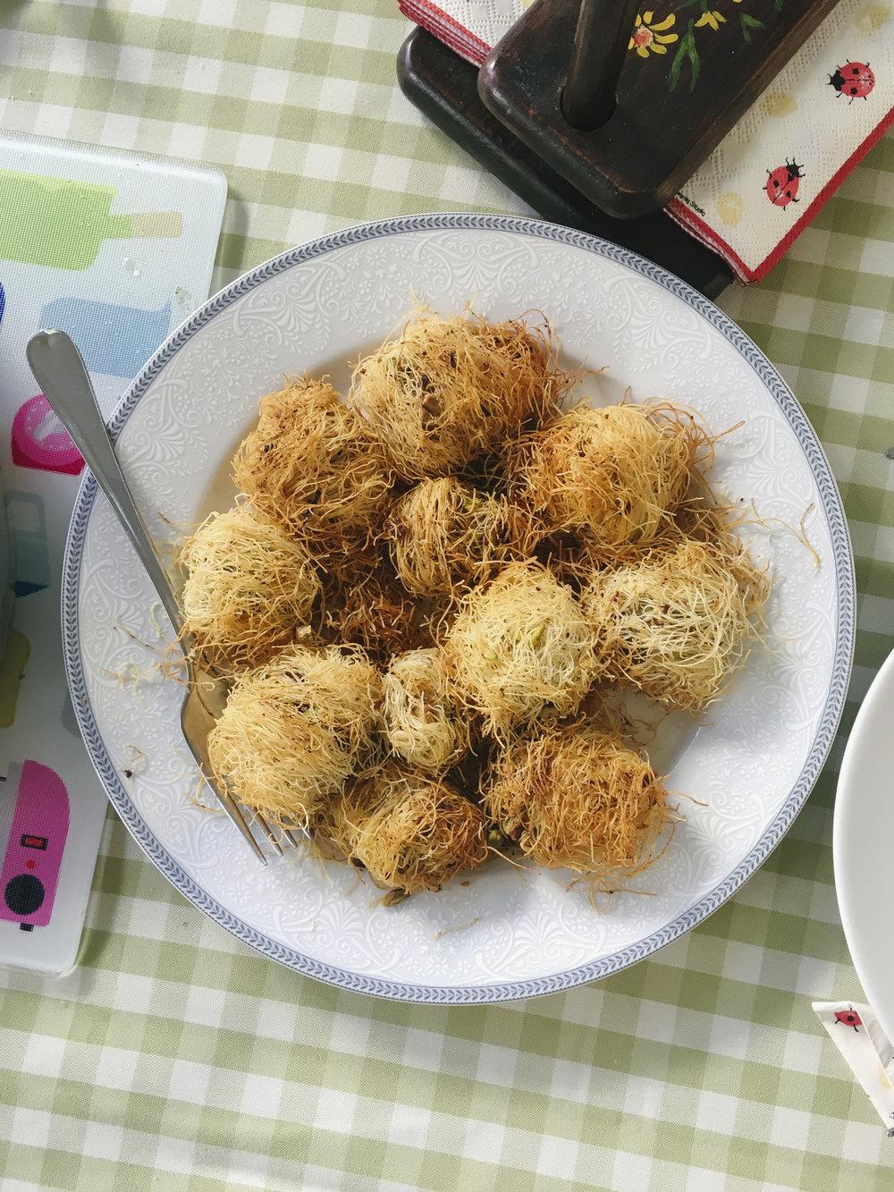 Chicken balls - iPhone photo