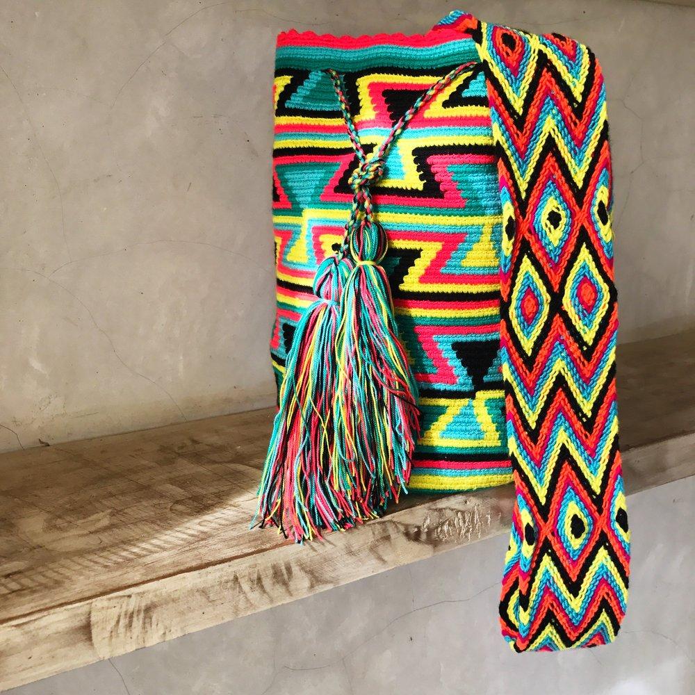 OBELO Wayuu Mochila