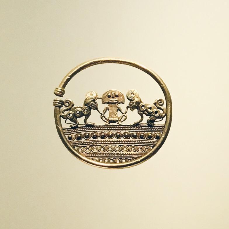 OBELO Museo de Oro Bogota
