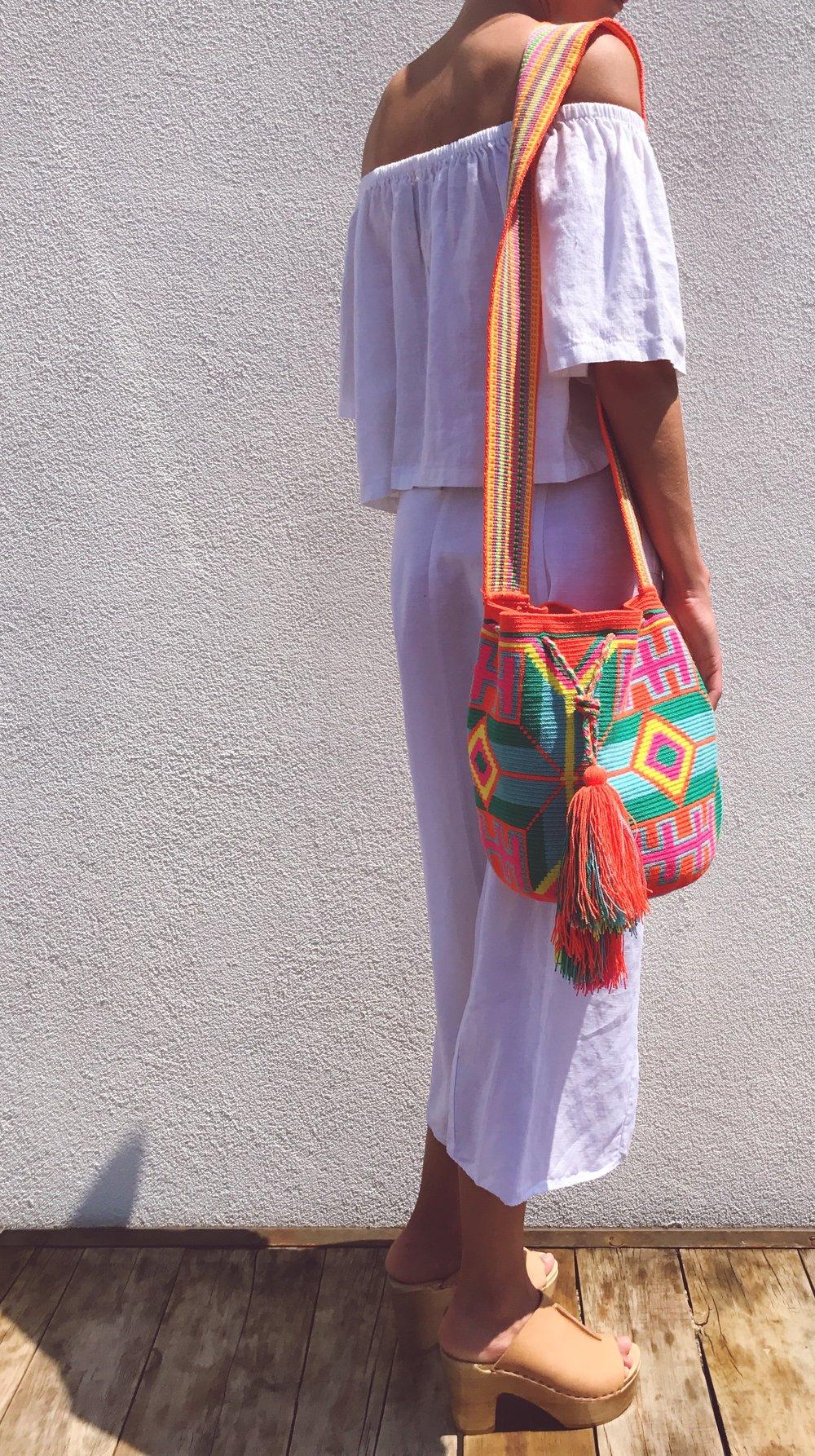 OBELO Mochila Wayuu