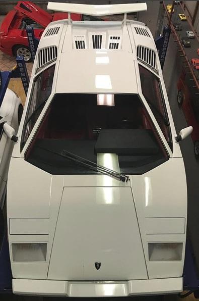 1989 Lamborghini Countach Veloce Picture Cars