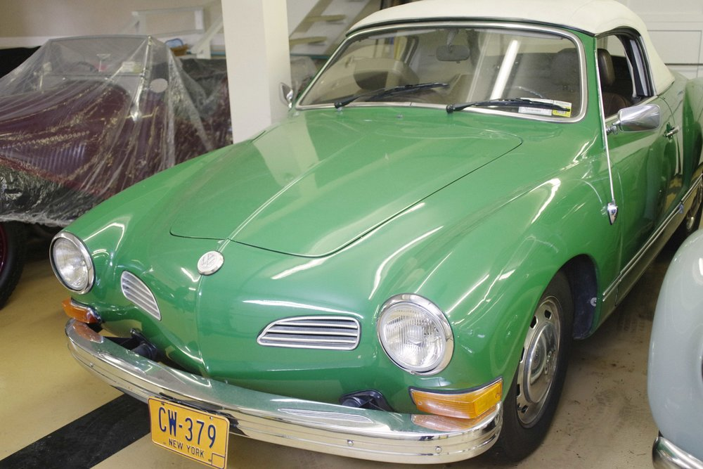 1973 Volkswagen Karmann Ghia Convertible Veloce Picture Cars