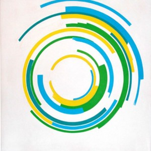 June Harwood,  Loop (Target), 1965