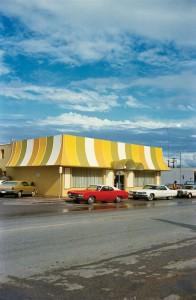 William Eggleston,  Untitled , 1970/2012 Pigment print 60 x 44 inches (152.4 x 111.8 cm) Ed. of 2
