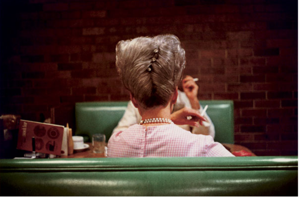 William Eggleston,  Untitled , 1965/2012, Pigment Print, 44 x 60 inches (111.8 x 152.5cm)   Ed. of 2