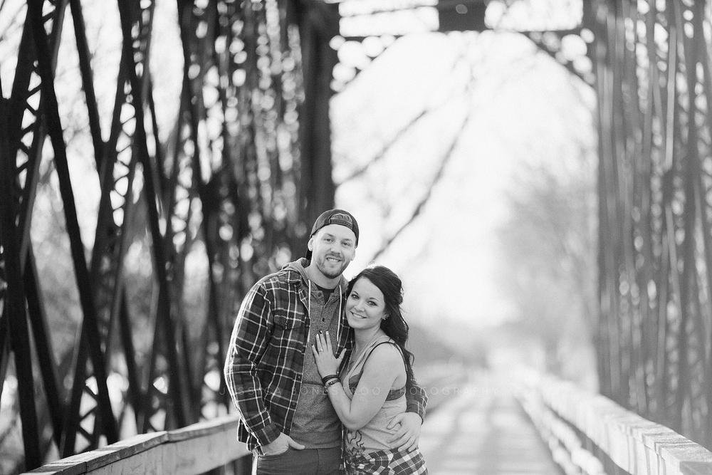 patrick and ashley, engagement session, downtown, sioux falls, iowa wedding photographer,  south dakota