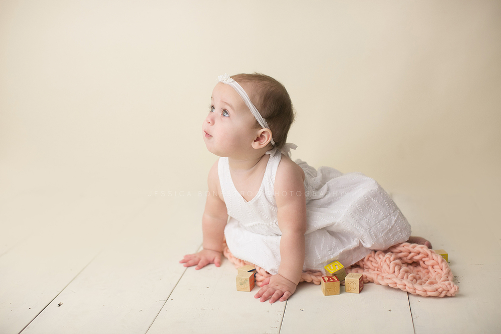 Lauren, Iowa Baby Photographer, 1 year old, Sioux Center, Iowa, Jessica Bonestroo Photography, Babies 1st year