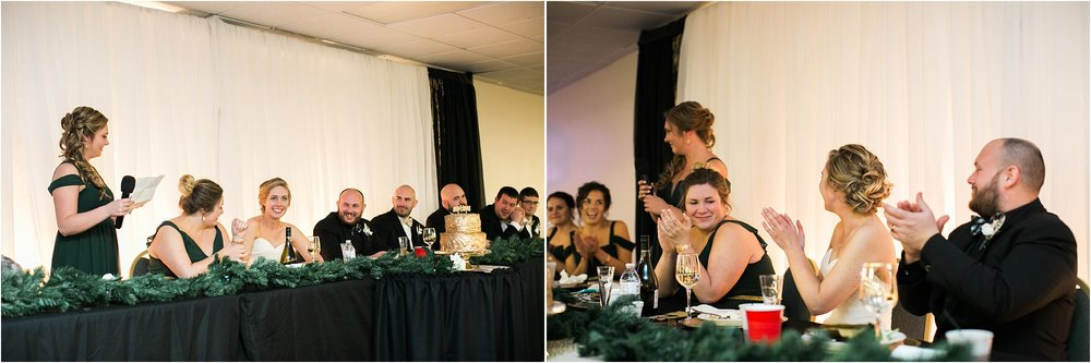 maid of honor speech laughter