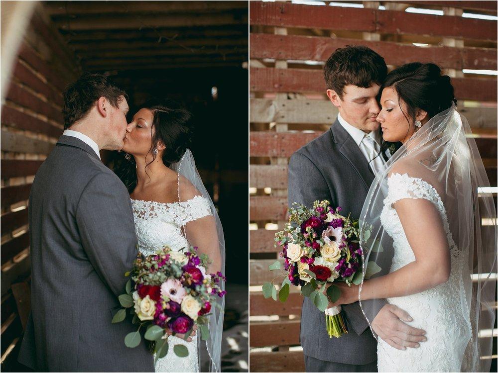 off the shoulder open back wedding dress