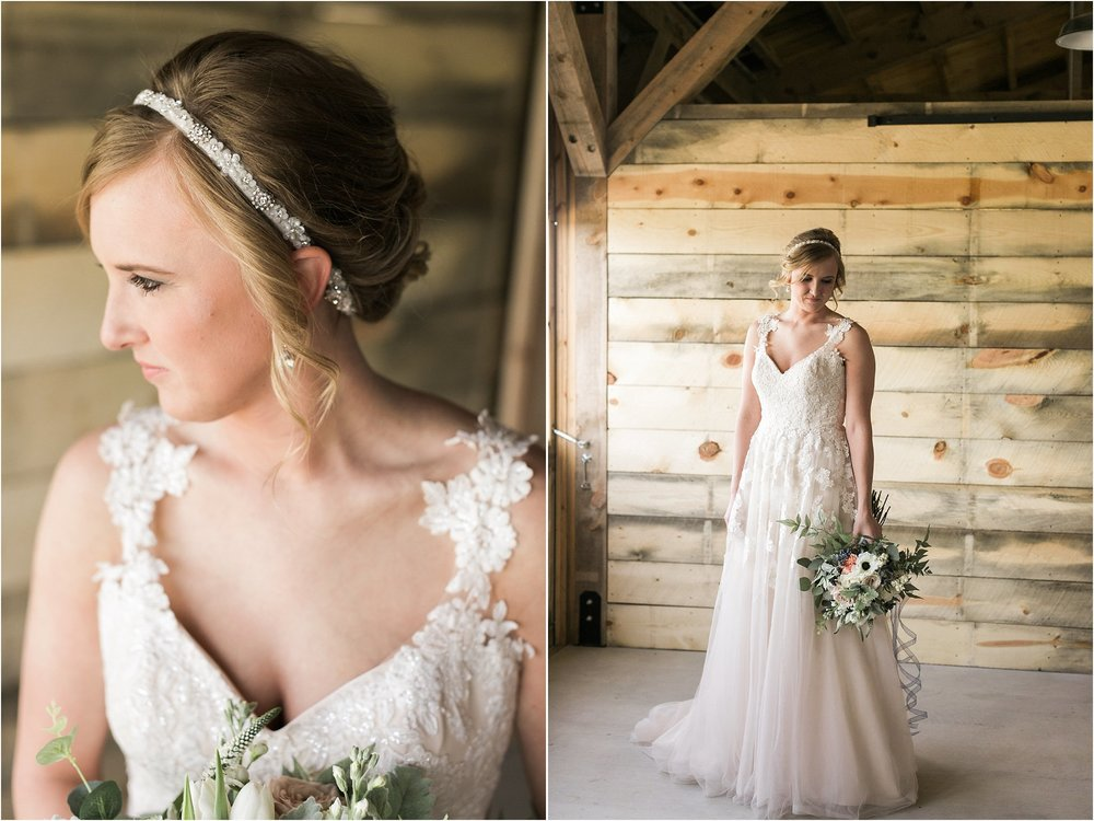 Bride details hairpiece