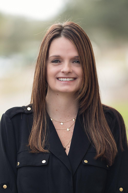 Brandy Monarch, Director of Human Resources