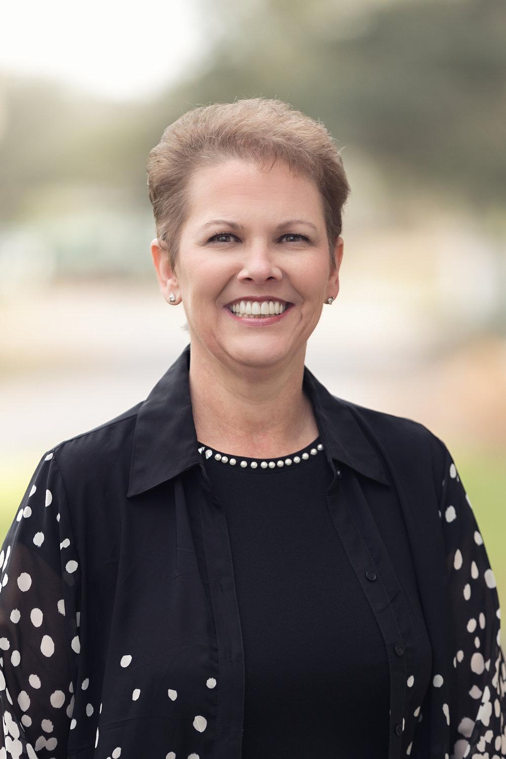 Julie Curley, RN, Administrator