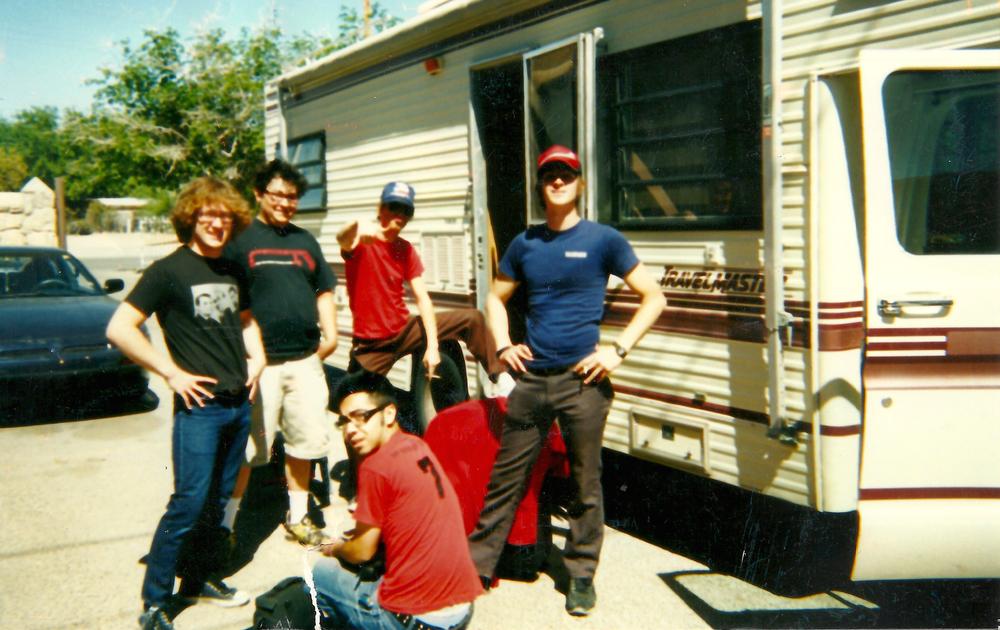 Sparta Tour 2002