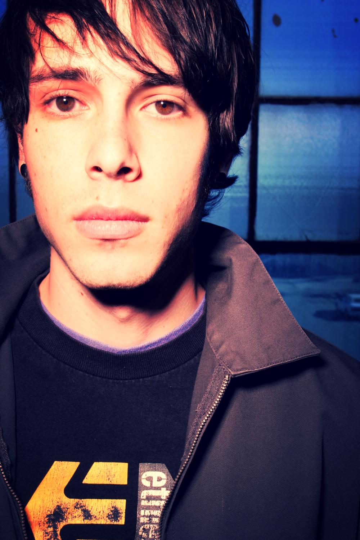 Adrian Solis - Drums
