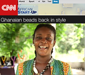 CNN at our Ghanaian Production Facility