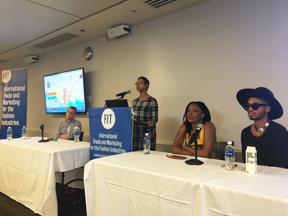 Fashion Institute of Technology: Talking trade International Trade and Marketing