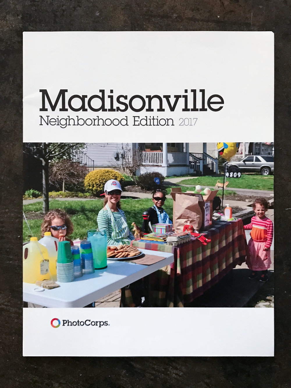 Madisonville: Neighborhood Edition 2017 - Within the PhotoCorps project, individual neighborhood books were produced. I contributed to the Madisonville edition.