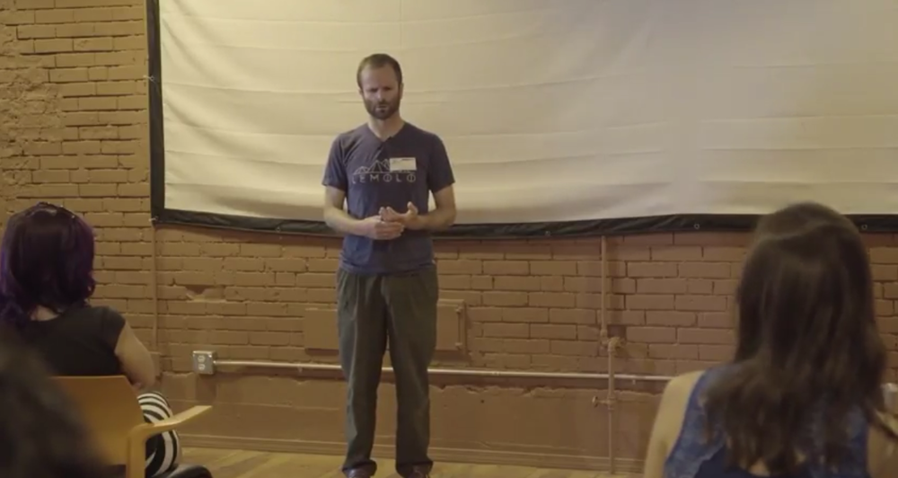 CreativeMornings/ABQ - How Creatives Survive -