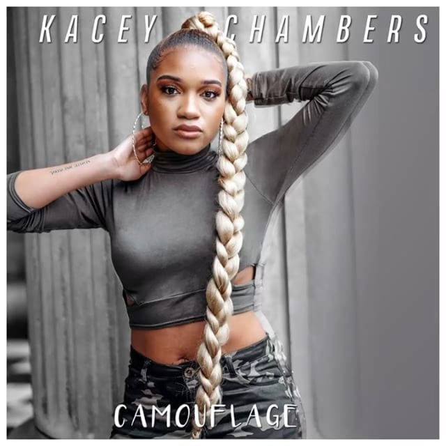 Camouflage has been out for One week today!! Honestly speaking I was afraid to release new music and you all welcomed Me back so warmly it's been overwhelming 💕  Camouflage has been added to numerous Spotify R&B playlists + played on radio stations I'm so grateful !! ✨✨ If you haven't heard it yet Stream/Download Camouflage everywhere now ! [ LINK IN BIO ]