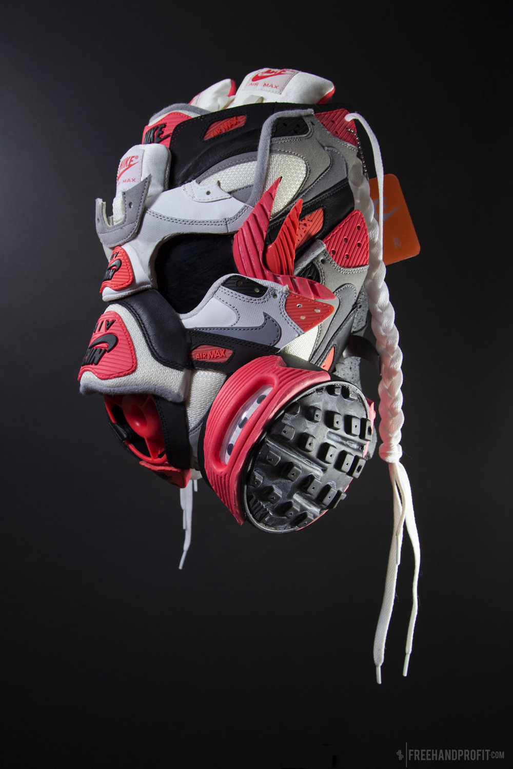 No.90: Infrared Air Max 90 Gas Mask  [CLICK FOR MORE]