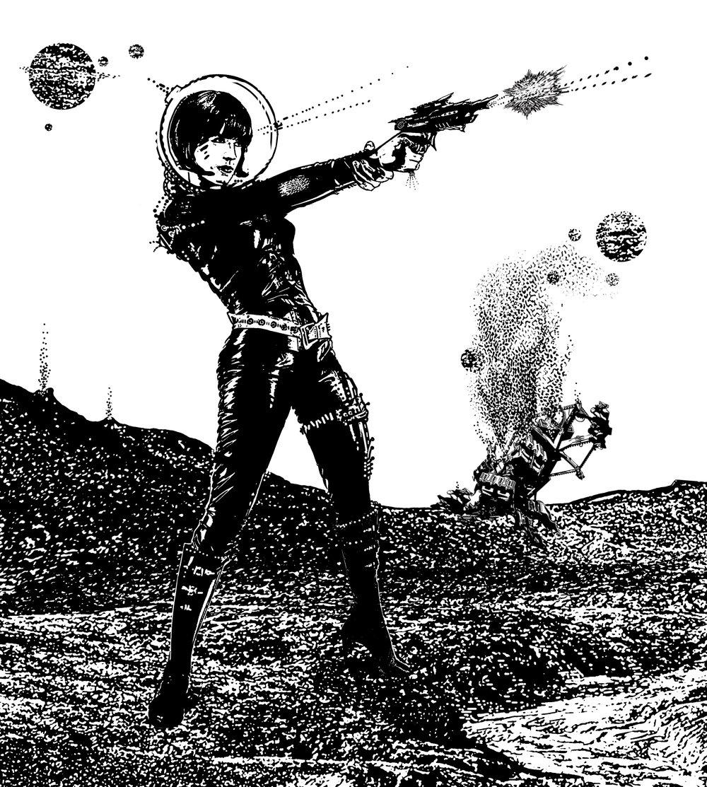 ...Must Destroy All Martians.