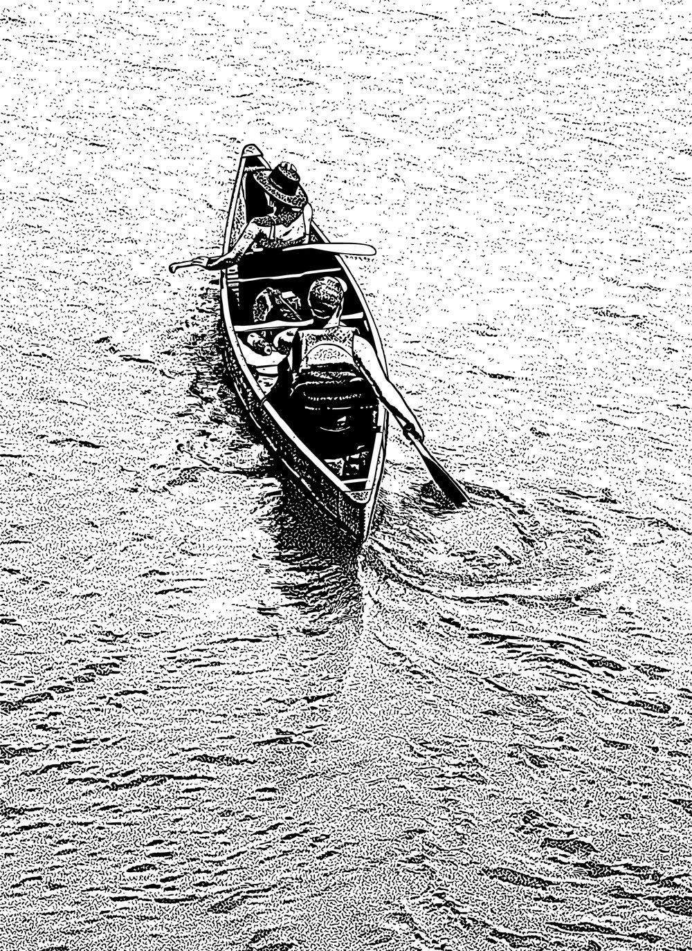 Romantic Paddle.