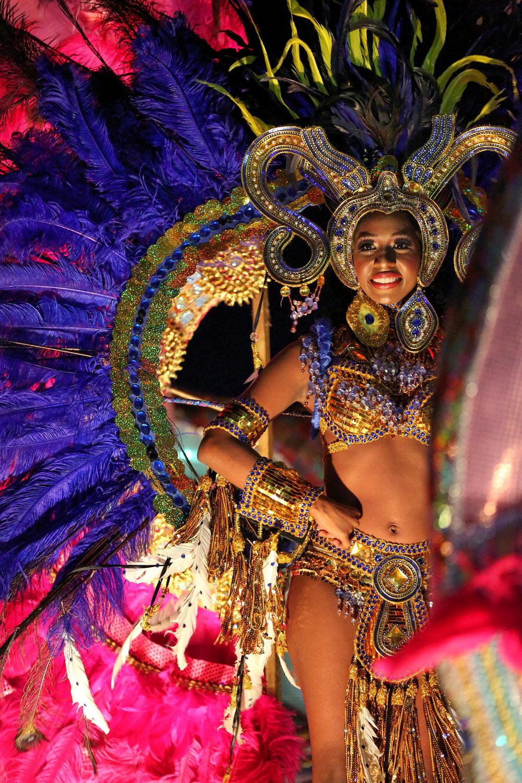 Panama City Carnaval, 2016.