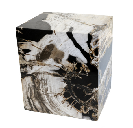 Emilio Robba Petrified Wood Table $1800