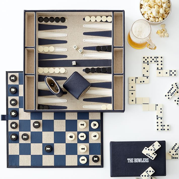 Family 3 in 1 Game Set, $99