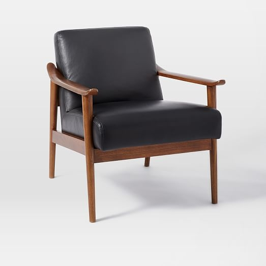 Mid Century Show Wood Chair $999