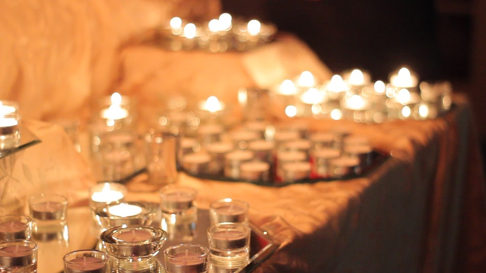 Grabbed his cool image from the last video I shot, a candle-lighting and memorial service at Thompson Funeral Home.