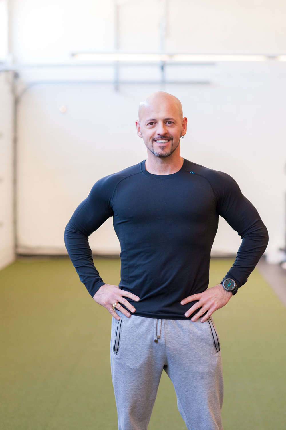 Norm Taylor, Personal Trainer