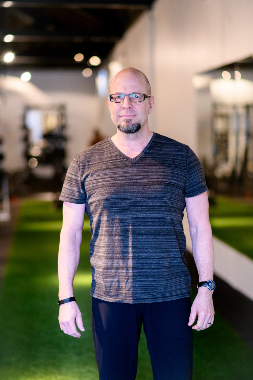 Jeff Katz, Personal Trainer