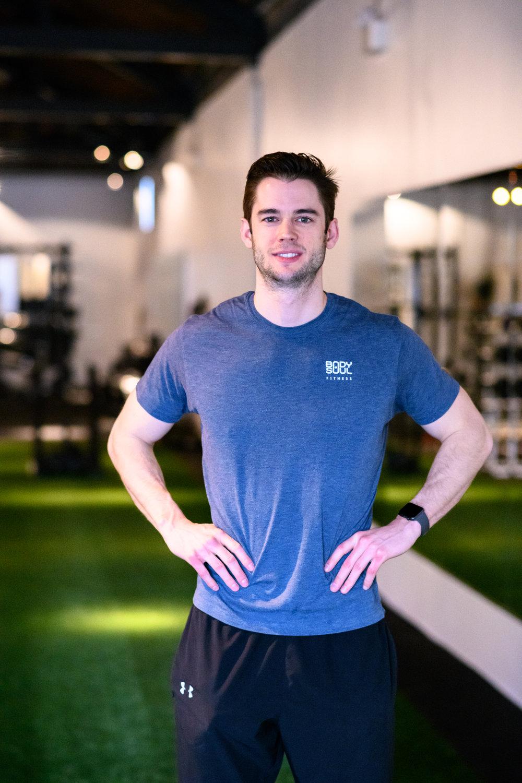 Chris Munro, Personal Trainer