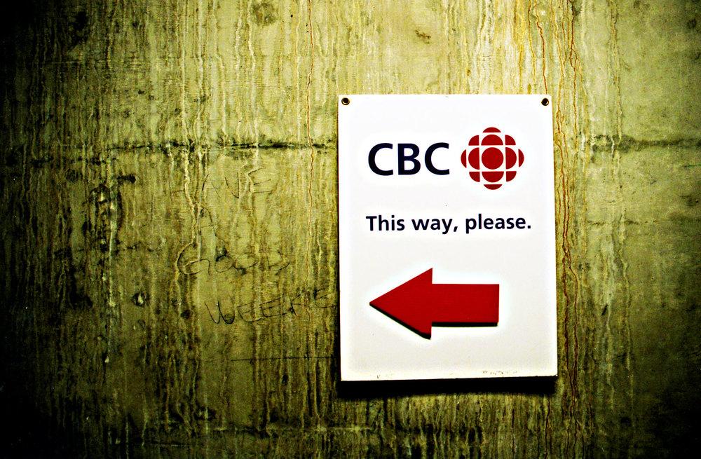 CBC Vancouver - Wanderin'-The-Corridors -kris krüg -http://bit.ly/1CHYjeQ