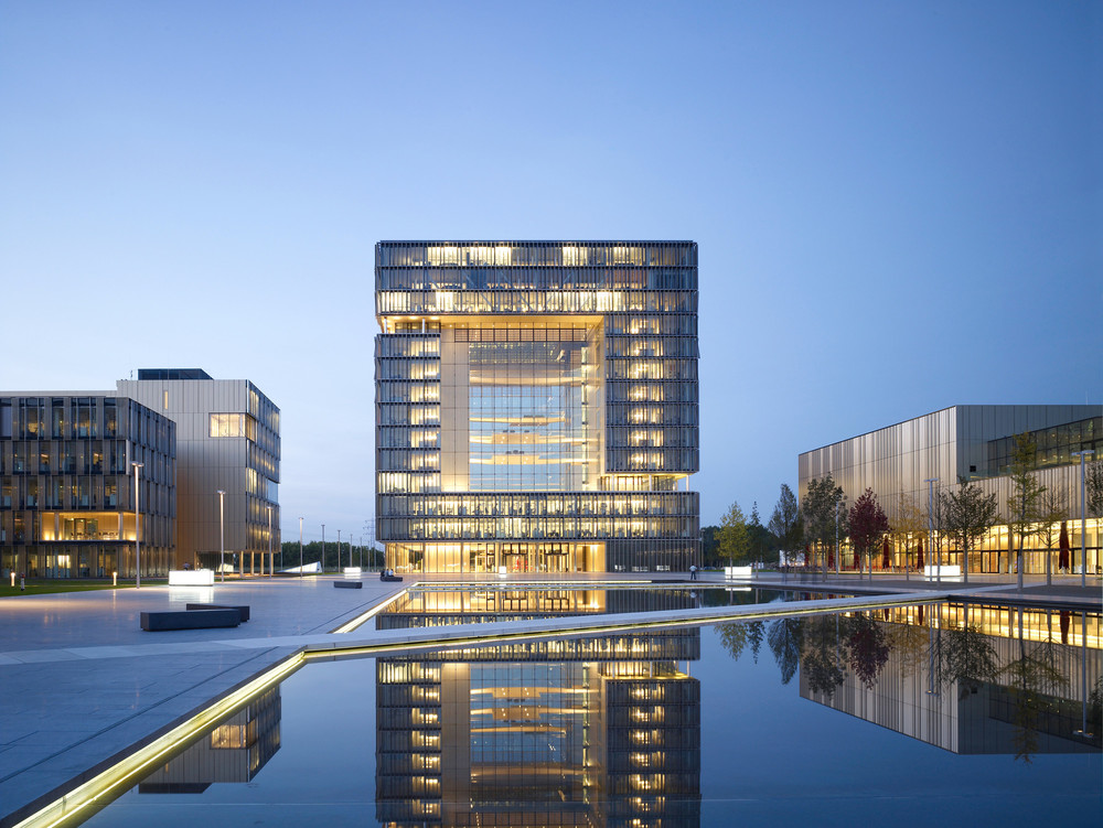 ThyssenKrupp's headquarters in Essen, Germany