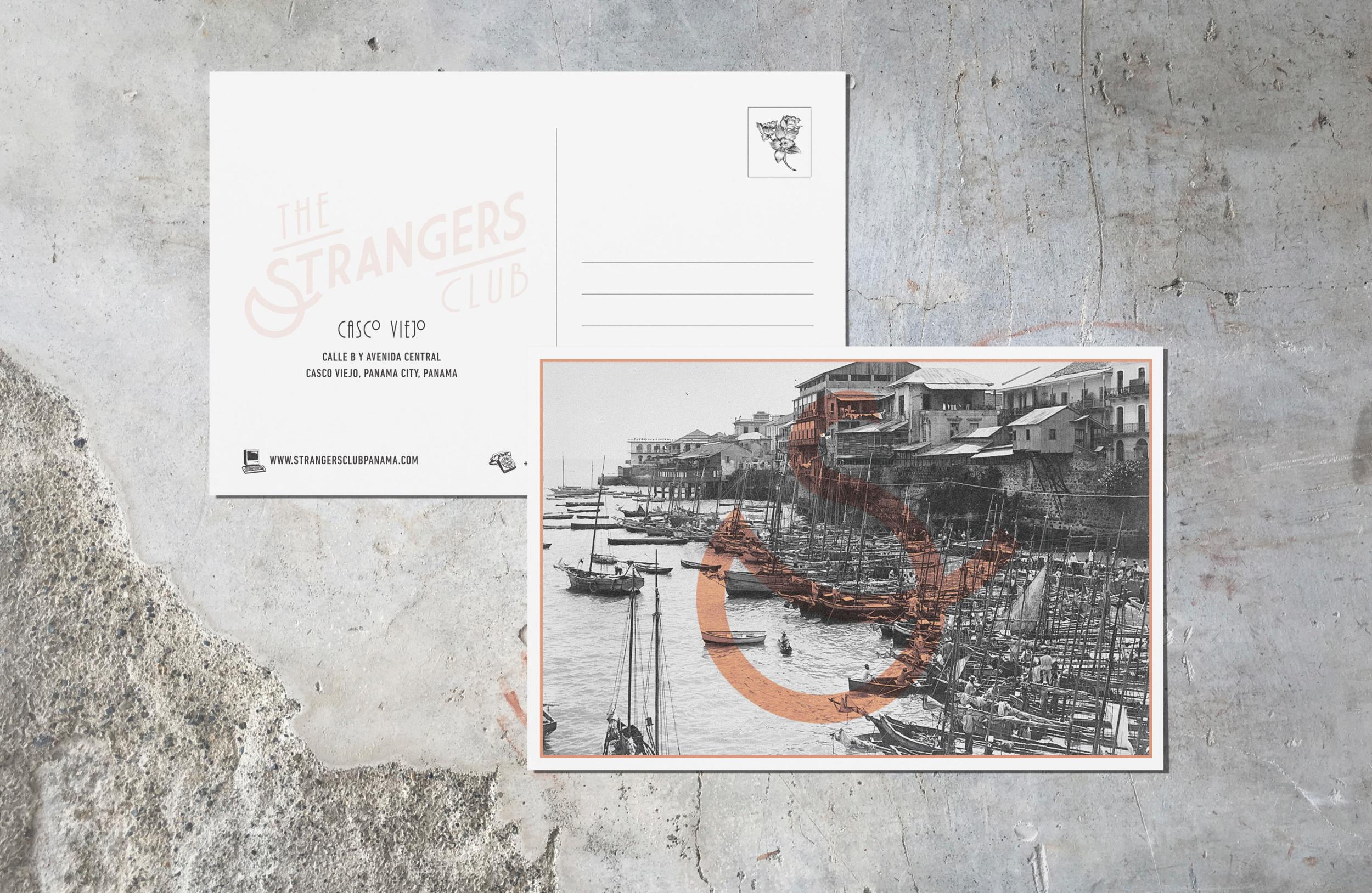 Strangers Club