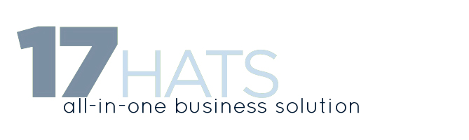 17 Hats is an all-in-one business solution that helps Small Talk Social manage clients + contracts, and makes schedules + bookkeeping easy!