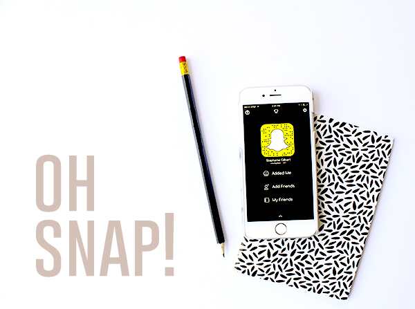SnapChat for Business | How to Use Snaps to promote your brand + build a following.