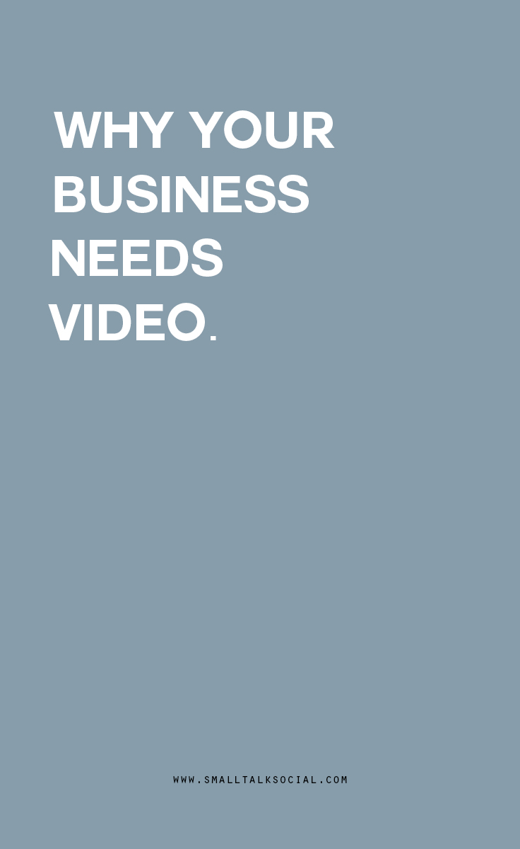 Should you use video for your business? Trena Little thinks so.... Check out this interview where we discuss how video can impact your business!