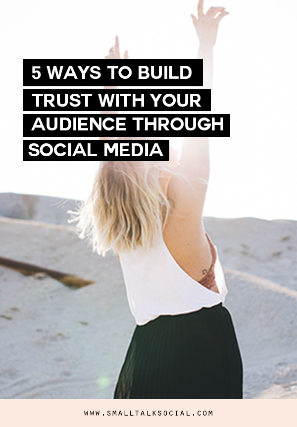 Learn five techniques to utilize social media to build your know-like-trust factor.